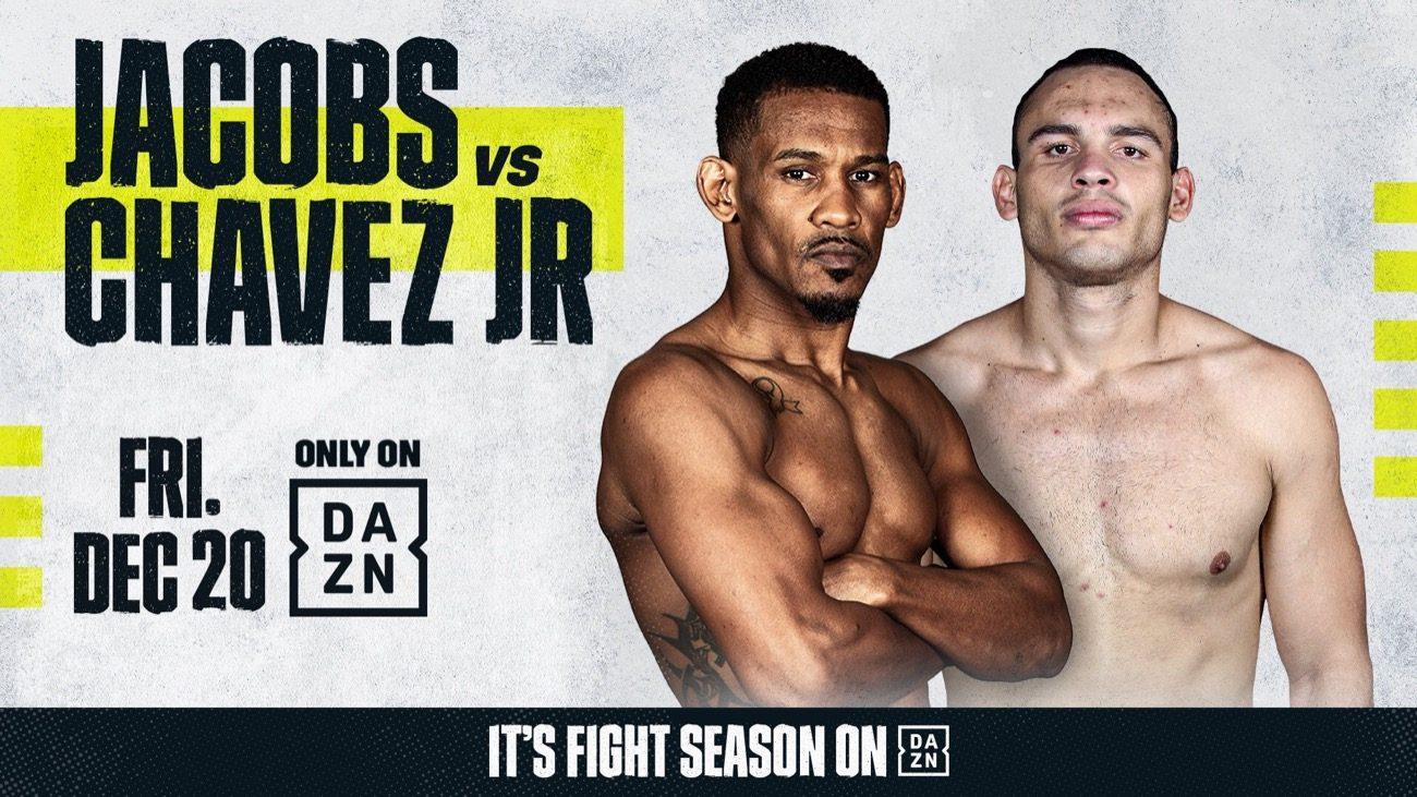 - Latest Daniel Jacobs Julio Cesar Chavez Jr. Jacobs vs. Chavez