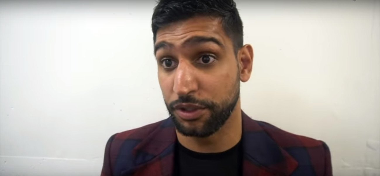 Amir Khan says he's fighting next March, possibly against Kell Brook