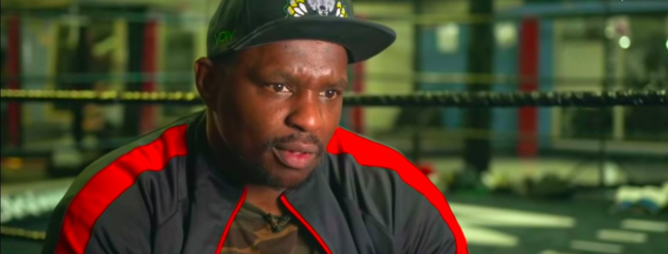 Anthony Joshua Deontay Wilder Dillian Whyte Tyson Fury