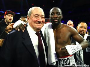 Terence Crawford needs several more wins before Errol Spence fight