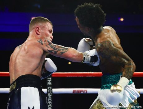 - Latest Carl Frampton