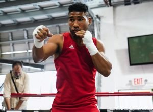 Devin Haney and Yuriorkis Gamboa reach an agreement for Nov.7 fight on DAZN