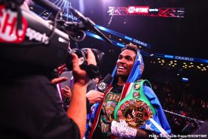 Jermall Charlo vs. Sergiy Derevyanchenko being FINALIZED for Sept. or Oct.