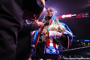 Jermall Charlo: 'I WANT the Canelo fight'