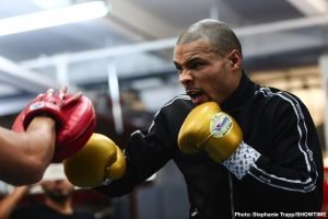 Chris Eubank Jr: I'm looking to DESTROY Canelo