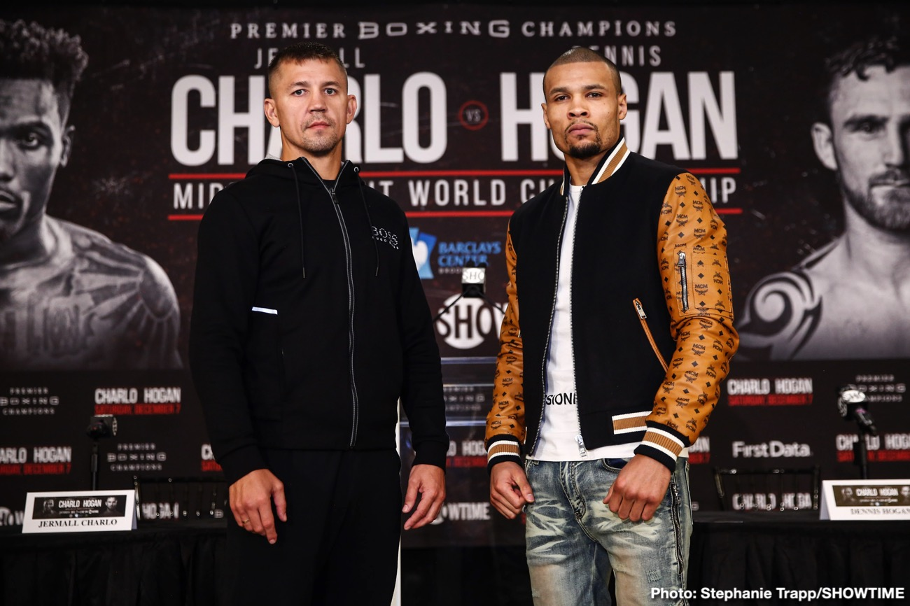 - Latest Chris Eubank Jr Matt Korobov