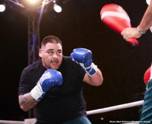 Andy Ruiz Jr. to meet with Teddy Atlas to talk about training with him