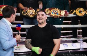 Andy Ruiz Jr. vs. Charles Martin in IBF title eliminator