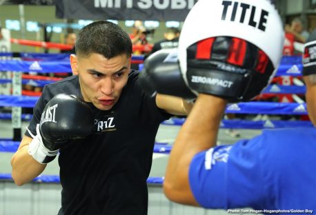 - Latest Brad Solomon Golden Boy Promotions Ortiz vs. Solomon Vergil Ortiz