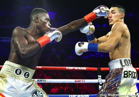 Latest Terence Crawford