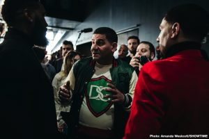 Angel Garcia sends message to Pacquiao & Spence: 'Have contract in ring for Danny' to sign next Saturday