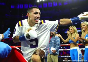 Teofimo Lopez: I'm going to do damage to Vasily Lomachenko