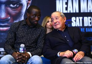 Terence Crawford with only one option: Shawn Porter