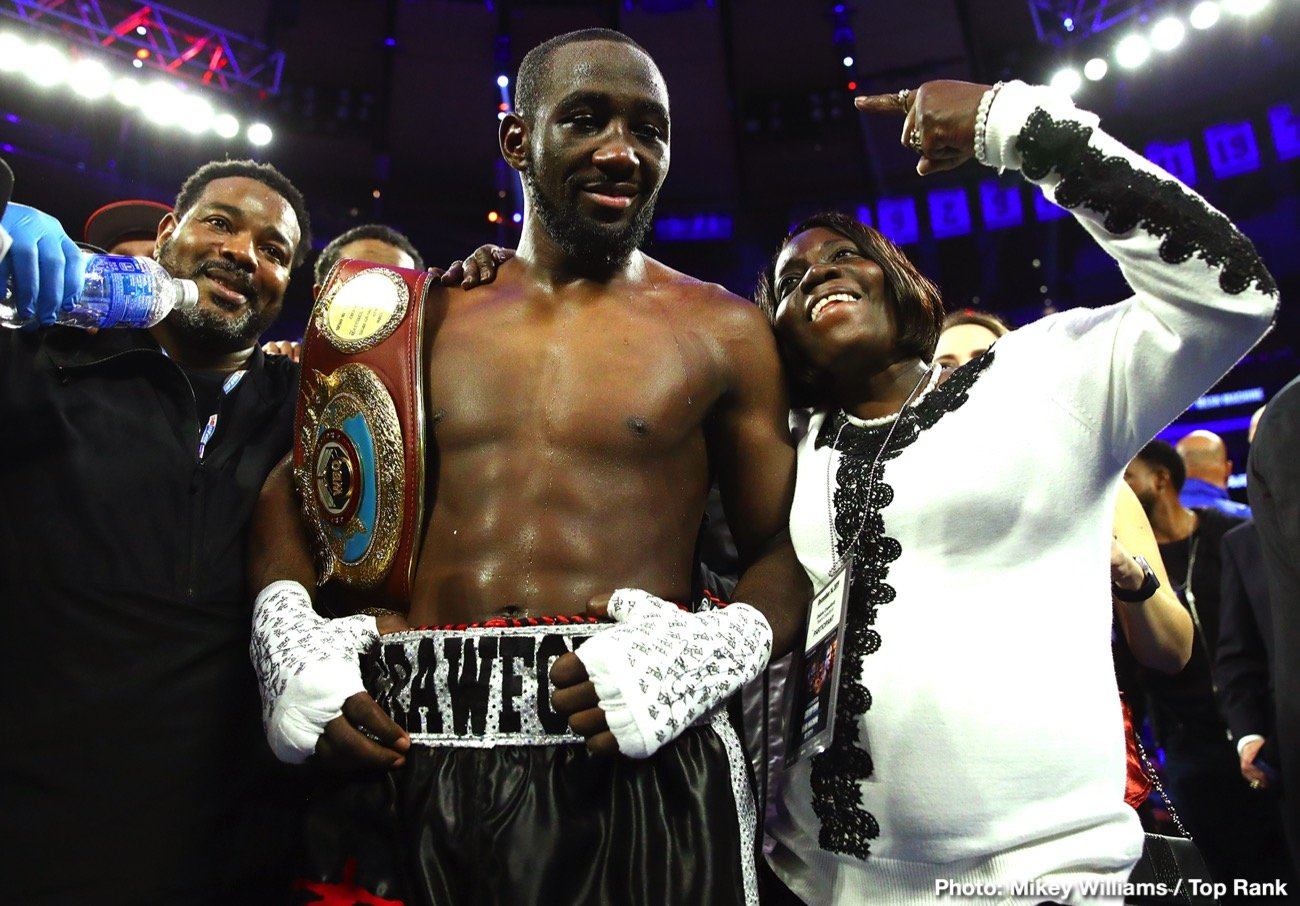 Terence Crawford Vergil Ortiz Jr