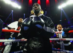 Terence Crawford NOT getting Kell Brook fight