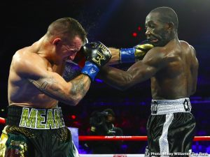 Terence Crawford with few options for next fight in 2020