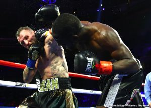 "Terence Crawford only wants ""the easy fights"" – Ray Robinson"