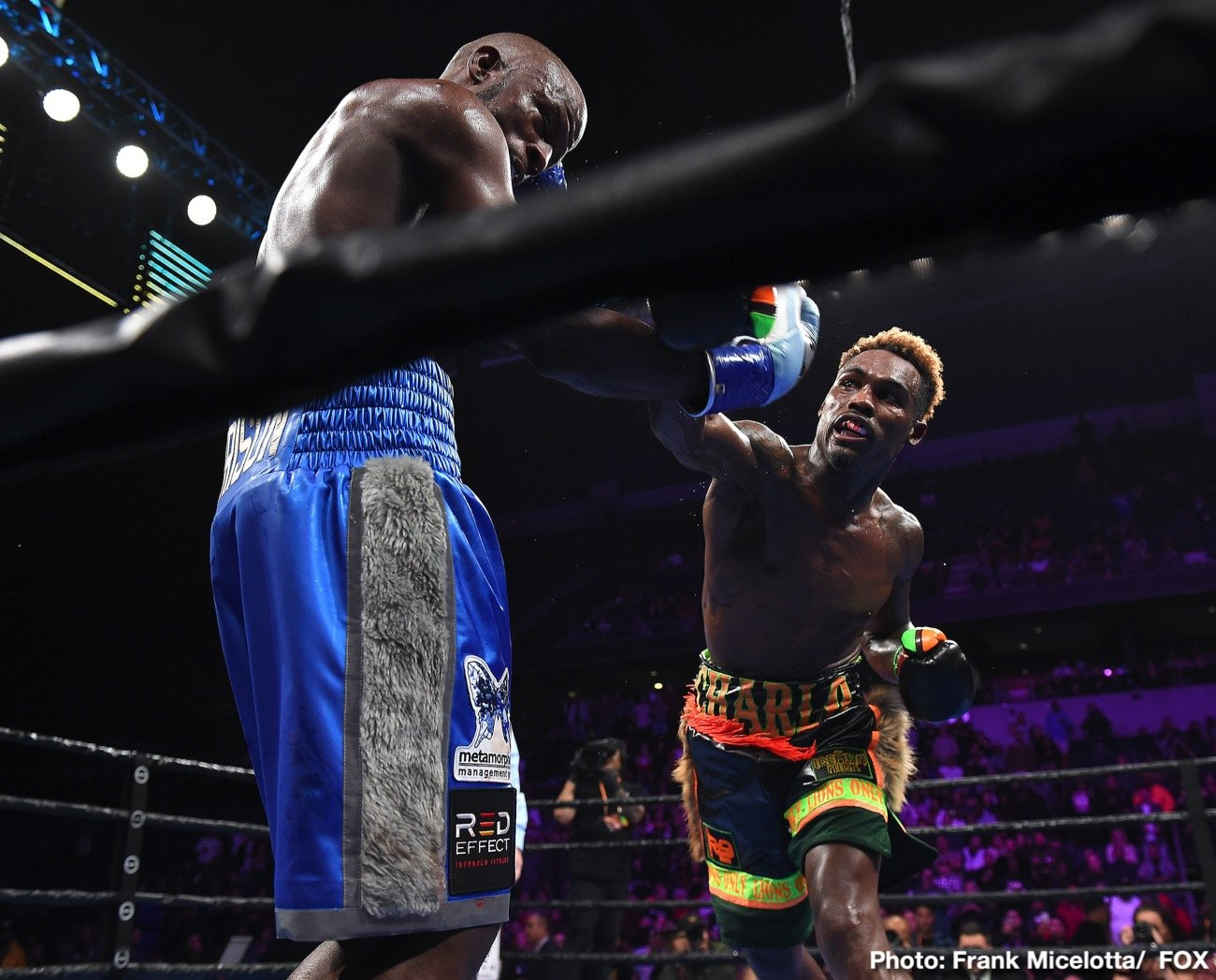 Jermell Charlo Latest