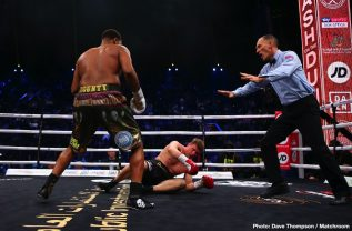 - Latest Alexander Povetkin Anthony Joshua