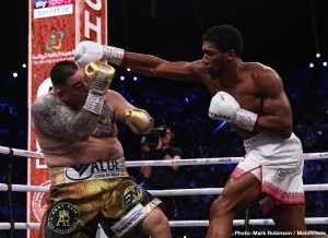 Joshua could fight Ruiz a third time – Hearn