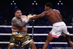 'Andy Ruiz Jr. will be back' – Oscar De La Hoya