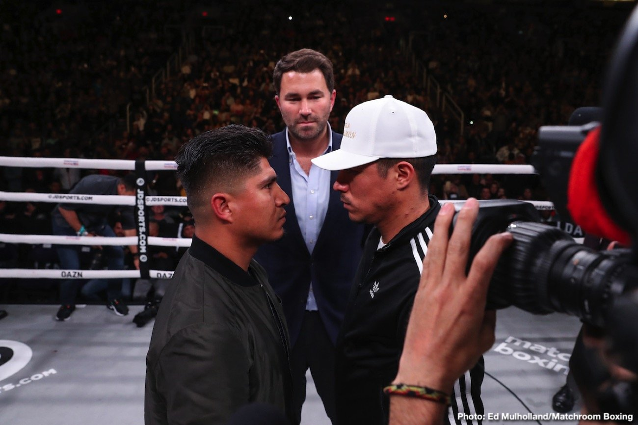 Jessie Vargas Manny Pacquiao Mikey Garcia