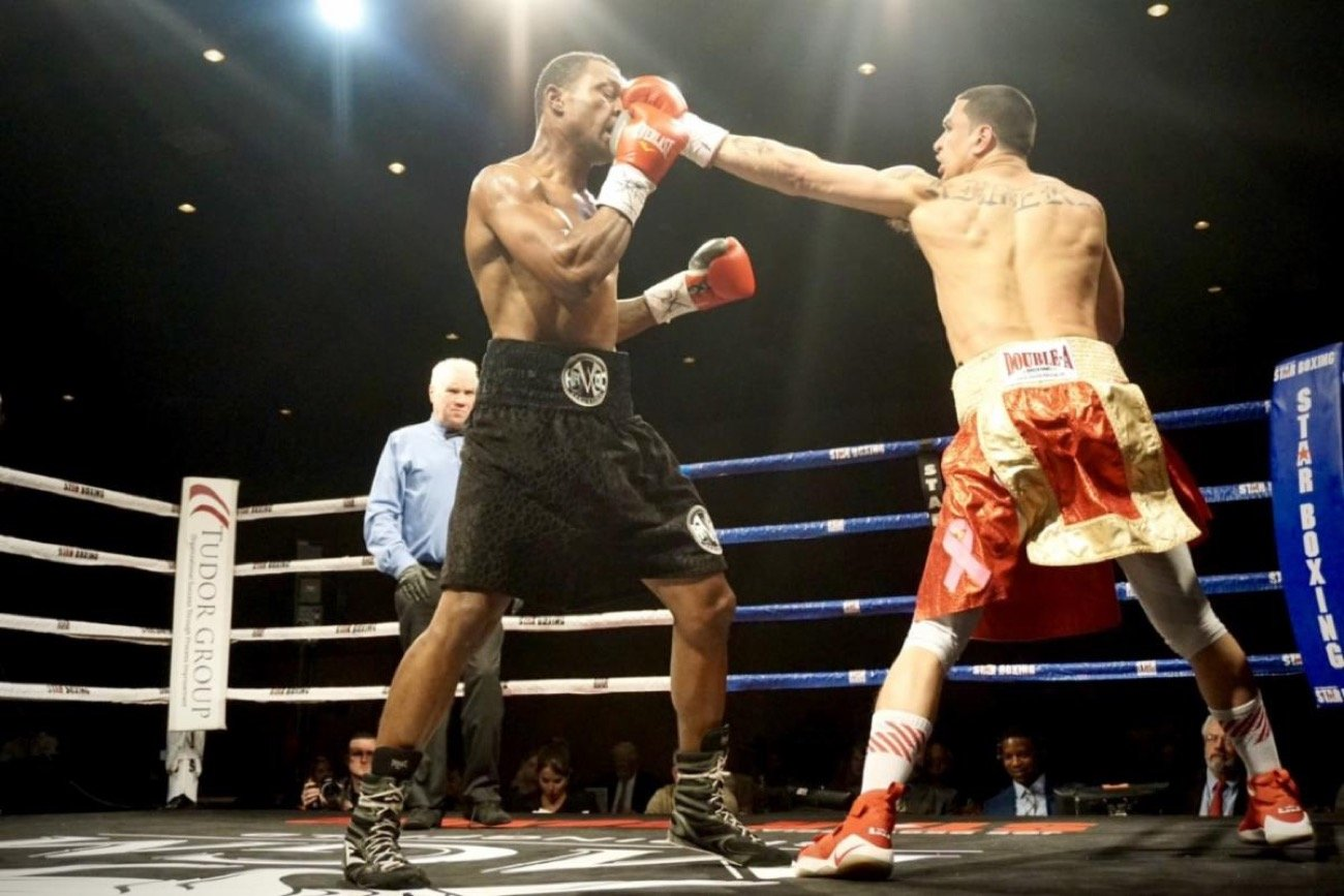 Boxing results from the weekend: Richie Rivera