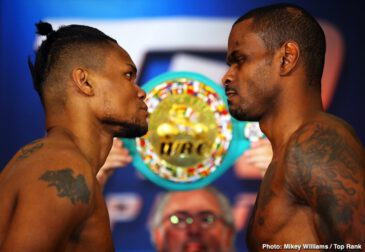 - Latest Alvarez vs. Seals Eleider Alvarez ESPN Michael Seals Top Rank Boxing