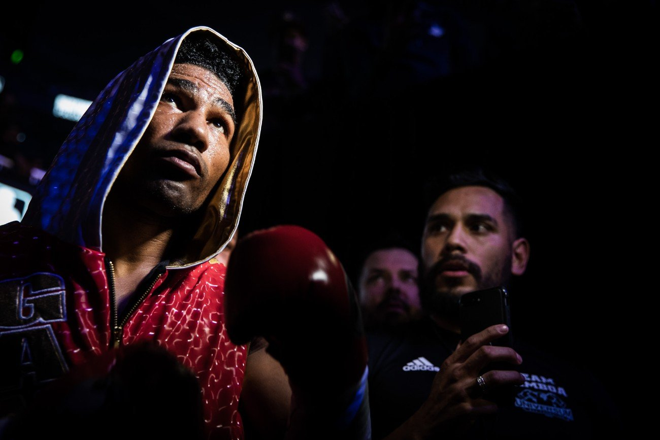 Devin Haney Gary Russell Jr.