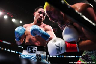Danny Garcia: 'I saw weakness in Errol Spence, I'll beat him 100%'