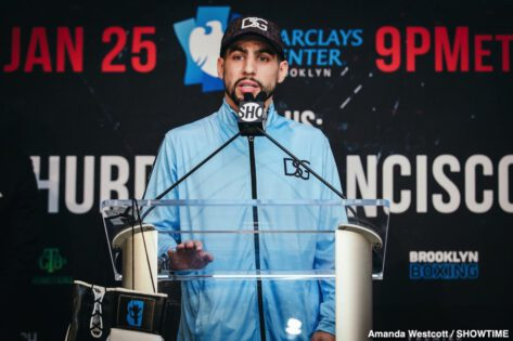 - Latest Danny Garcia