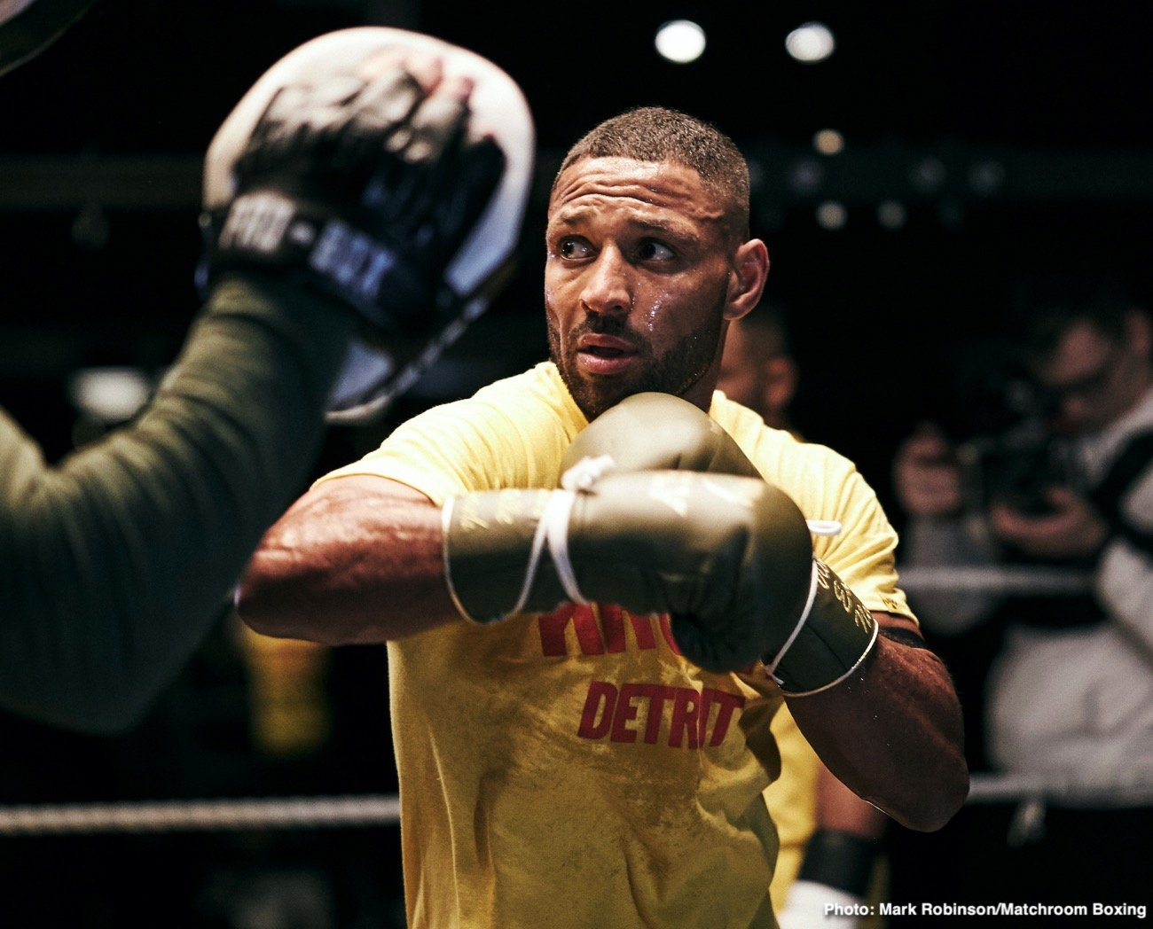 Amir Khan Kell Brook