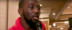 Crawford talks Spence, Pacquiao and Teixeira fights