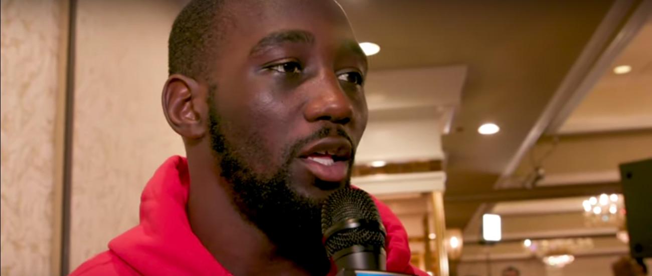 Errol Spence Jr Terence Crawford Patrick Teixeira Spence vs. Crawford Top Rank Boxing
