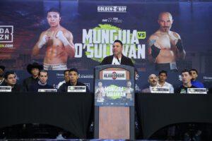 Ryan Garcia vs. Jorge Linares possible for May 2 says De La Hoya