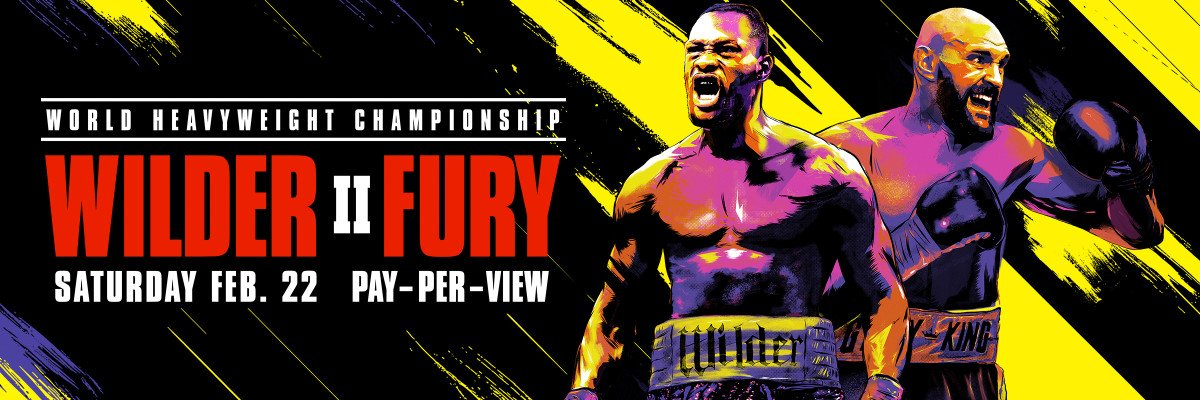 Deontay Wilder Tyson Fury ESPN pay-per-view Fox Sports pay-per-view Wilder vs. Fury