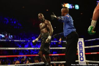 Deontay Wilder NOT stepping aside for Joshua vs. Fury fight