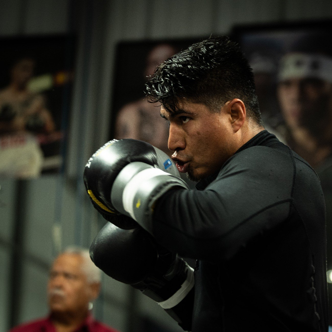 Danny Garcia Manny Pacquiao Mikey Garcia