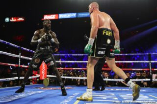 Wilder vs. Fury 3: Will this be the end for Deontay?