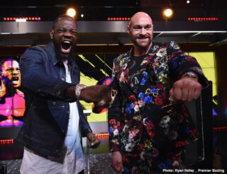 Tyson Fury vs. Deontay Wilder trilogy targeted for Dec.19 in Las Vegas