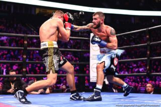 "Caleb Plant wanting $10M for Canelo Alvarez fight ""not rediculous – says Lou DiBella"