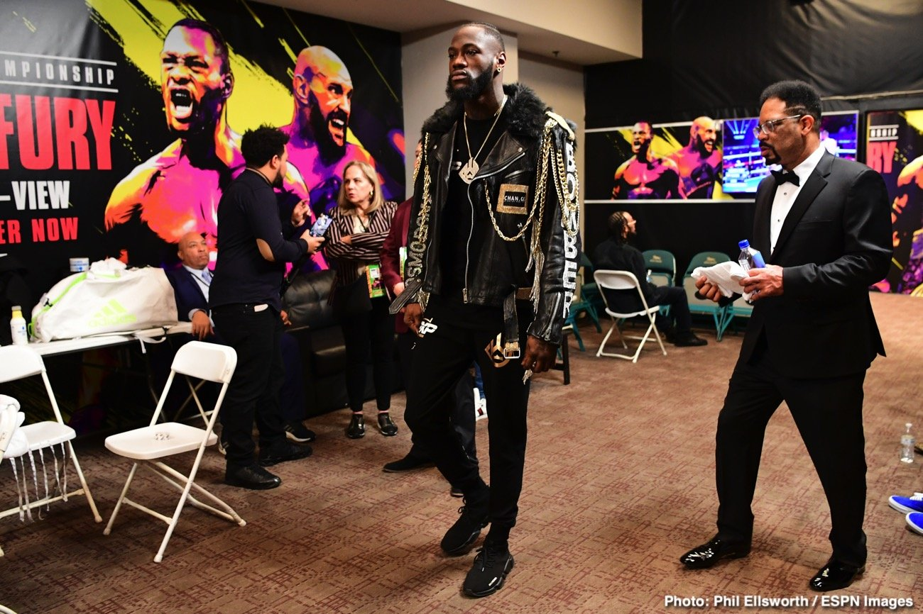 Deontay Wilder Floyd Mayweather Jr Tyson Fury