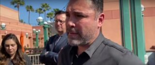 De La Hoya: Canelo's next opponent DANGEROUS fight