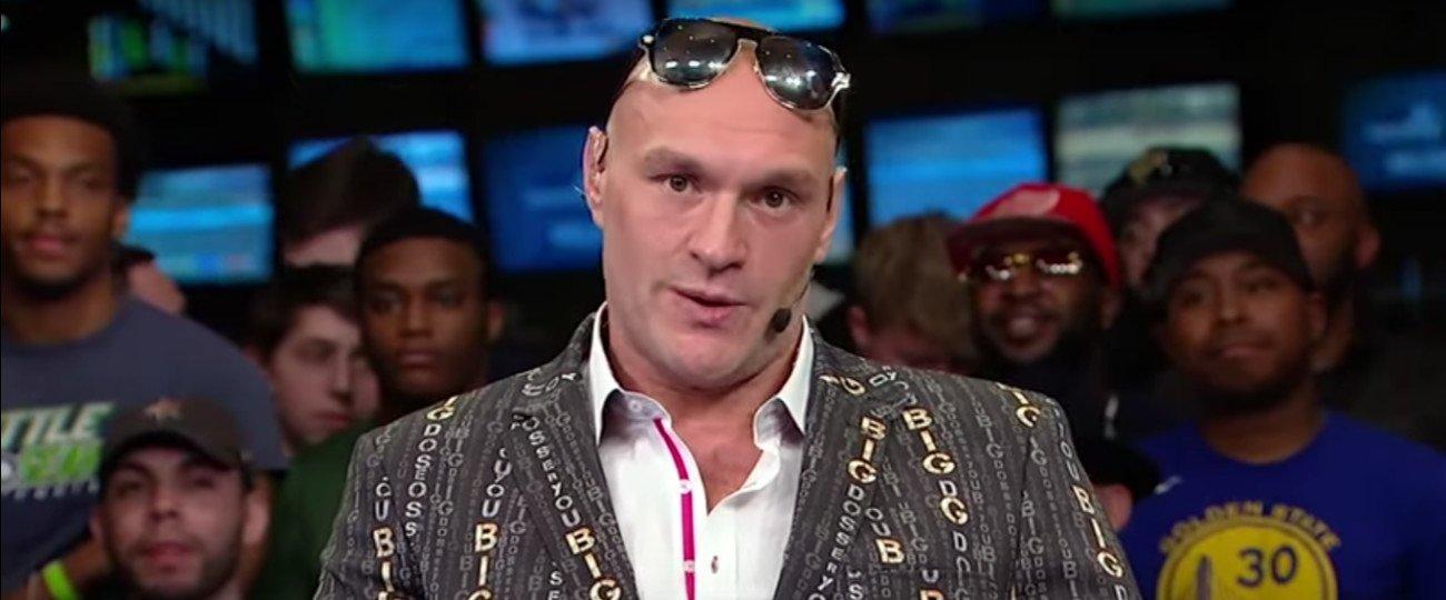 Anthony Joshua Kubrat Pulev Tyson Fury