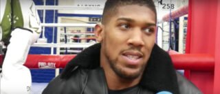 Anthony Joshua: 'Wilder DOESN'T punch hard enough to keep Fury down'
