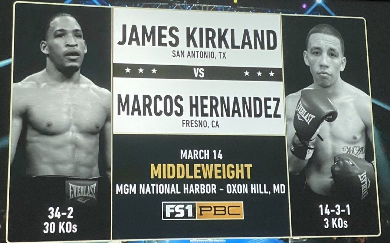 - Latest James Kirkland