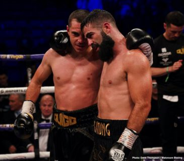 - Latest Scott Quigg