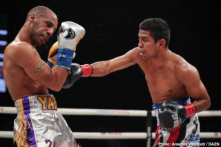 Jessie Vargas Joseph Parker Mikey Garcia Roman Gonzalez