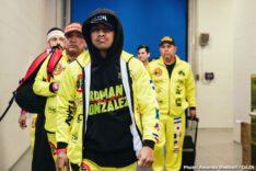 - Latest Jessie Vargas Joseph Parker Mikey Garcia Roman Gonzalez
