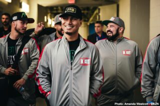 Mikey Garcia wants Terence Crawford fight at 147